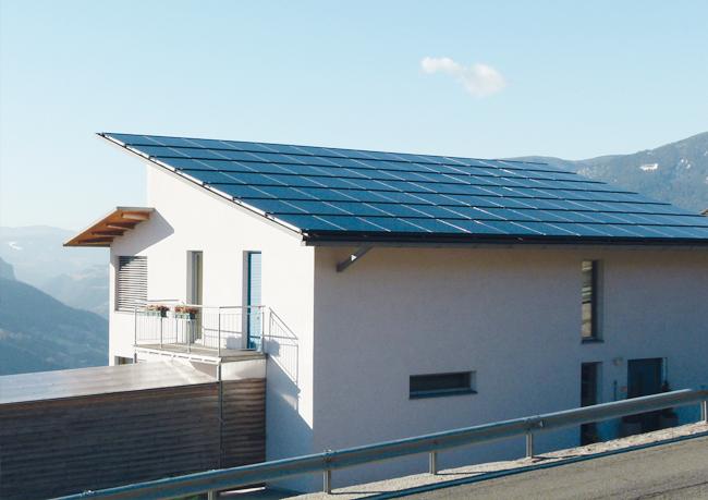 Photovoltaik Schneelast