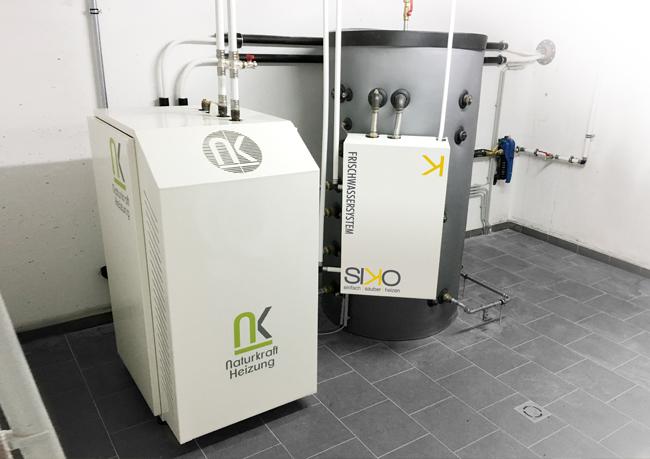 Frischwasserstation Referenzprojekt 3